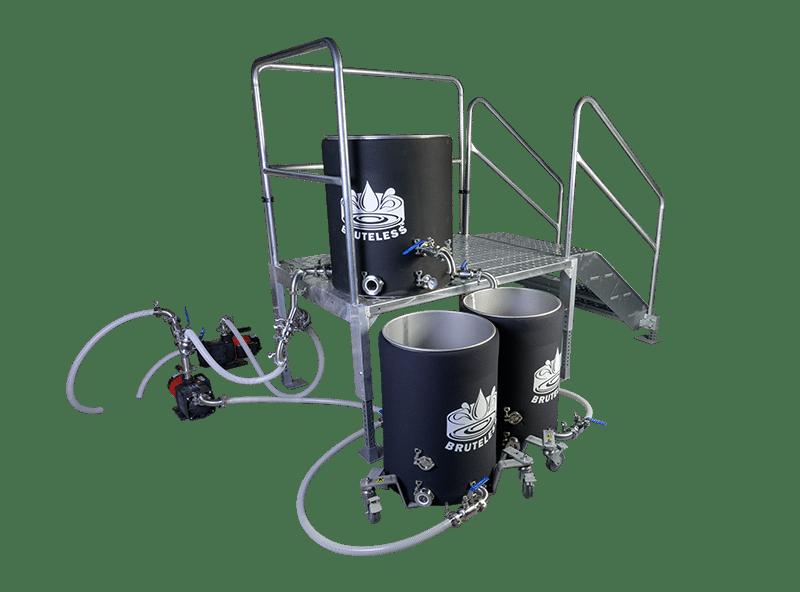 ice hash washing equipment